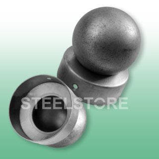Stahl Halbkugel Ø Durchmesser 200mm